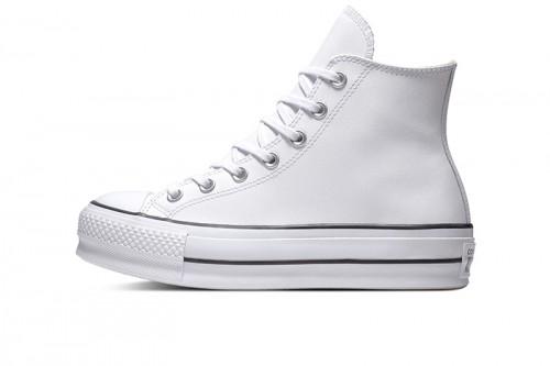 Zapatillas CONVERSE  Chuck Taylor All Star Lift Clean Blancas