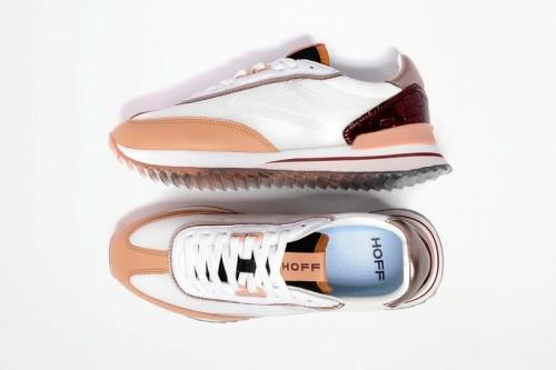 Zapatillas HOFF  LOUVRE Blancas