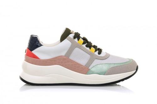Zapatillas MARIA MARE  SUEDE Multicolor