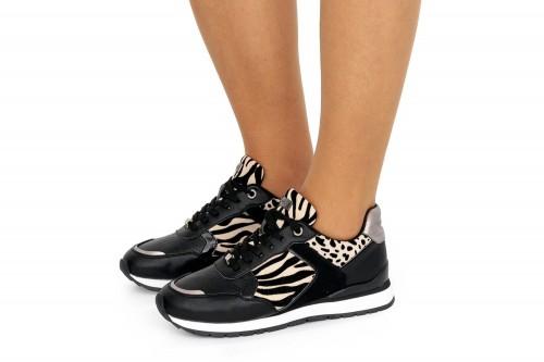 Zapatillas MARIA MARE  63020 Negras