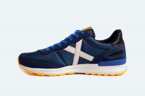 Zapatillas MUNICH DYNAMO 33 Azules