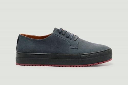 Zapatos POMPEII DUNNE DERBY Azules