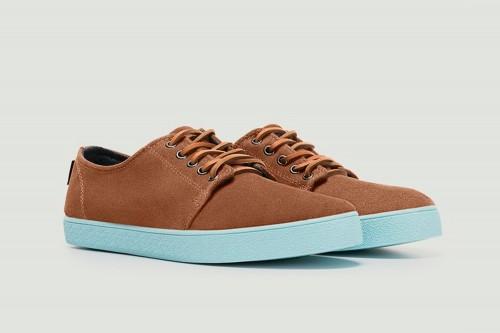 Zapatos POMPEII HIGBY CHESTNUT TAN Marrones