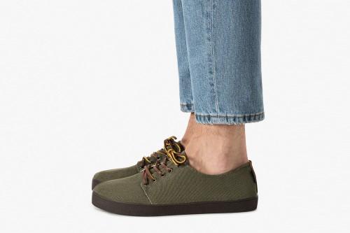 Zapatos POMPEII HIGBY COCOA OXFORD HYDRO Verdes