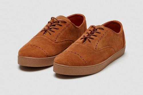 Zapatos POMPEII HIGBY HAZEL STONE HYDRO Marrones