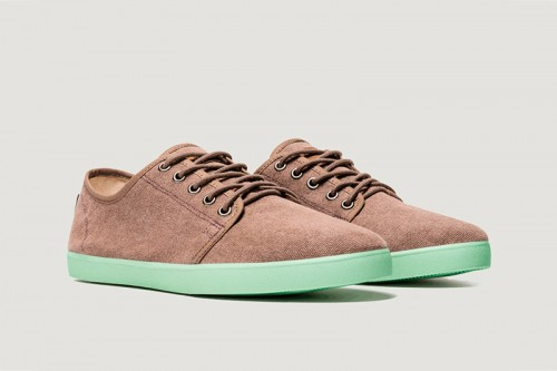 Zapatos POMPEII HIGBY NUT NEOMINT Marrones