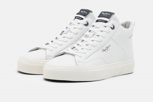 Zapatillas PEPE JEANS YOGI ORIGINAL BOOT Blancas