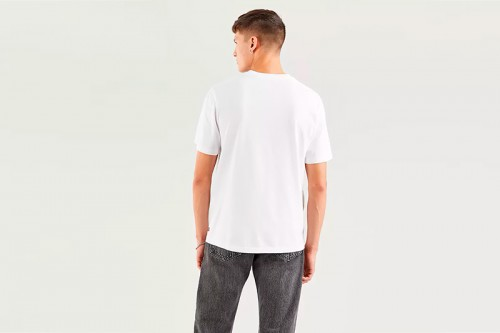Camiseta LEVI´S  RELAXED FIT Blanca