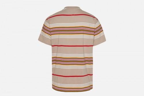 Camiseta TOMMY HILFIGER CENTER BADGE Multicolor