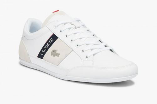 Zapatillas LACOSTE  CHAYMON Blancas