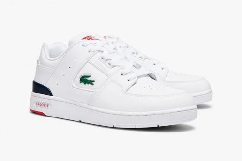 Zapatillas LACOSTE  COURT CAGE Blancas