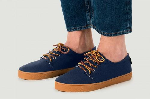 Zapatos POMPEII HIGBY OCEAN CARAMEL Azules