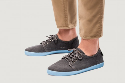 Zapatos POMPEII HIGBY SHADE Grises