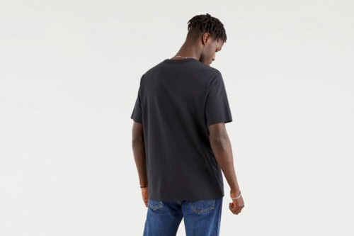 Camiseta LEVI´S  RELAXED FIT Negras