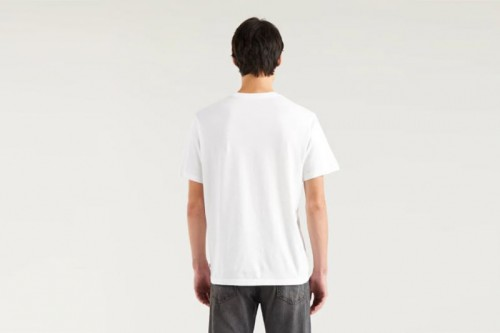 Camiseta Levi's  SS RELAXED FIT TEE MV SSNL blanca