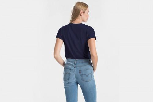 Camiseta Levi's  THE PERFECT azul