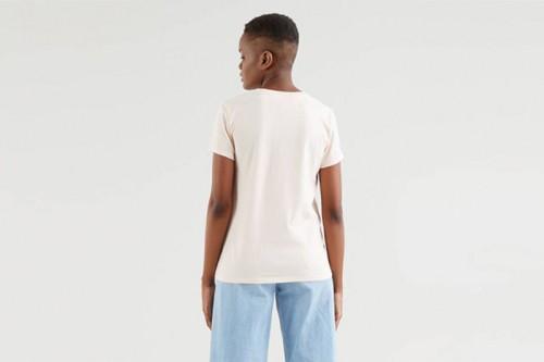 Camiseta LEVI´S  The Perfect Tee New Logo blanca