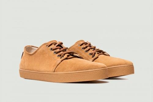 Zapatos POMPEII HIGBY MUSTARD CARAMEL HYDRO Naranjas