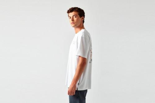 Camiseta POMPEII THE TALKLINE Blanca