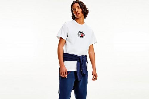 Camiseta TOMMY HILFIGER TIMELESS Blanca