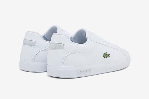 Zapatillas LACOSTE  GRADUATE Blancas