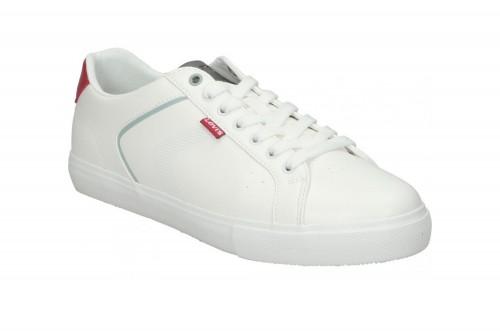 Zapatillas Levi's  W00DWARD Blancas