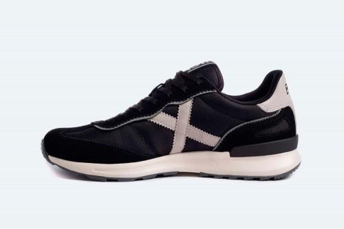 Zapatillas MUNICH DINAMO 37 Negras