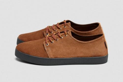 Zapatos POMPEII HIGBY BROWN JASPER HYDRO Marrones
