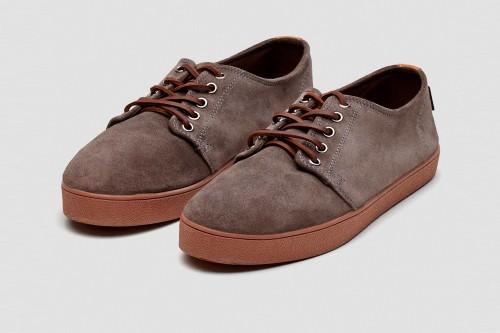 Zapatos POMPEII HIGBY GREY MUSHROOM HYDRO Grises