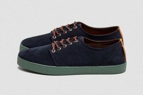 Zapatos POMPEII HIGBY NAVY JADE HYDRO Azules