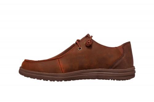 Zapatos SKECHERS  MELSON - RAMILO Marrones