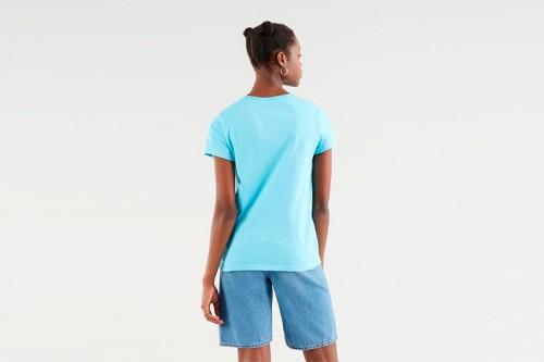 Camiseta LEVI´S  NEW LOGO azul