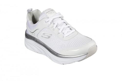 Zapatillas SKECHERS  D'LUX WALKER-INFINITE MOTION Blancas