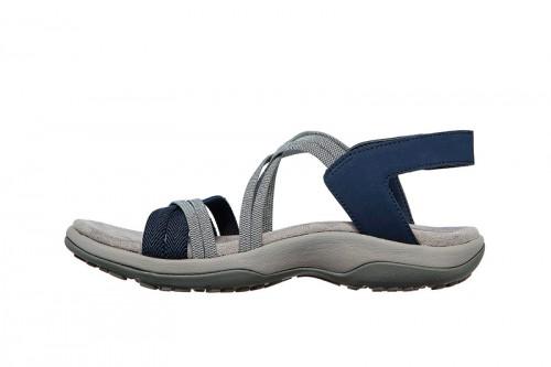 Sandalias SKECHERS  REGGAE SLIM-TAKES TWO Azules