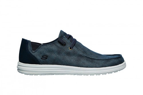 Zapatillas SKECHERS  MELSON-RAYMON Azules