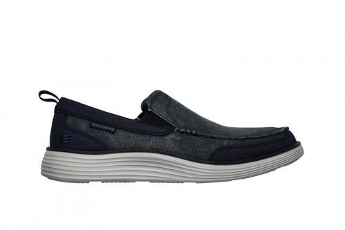 Zapatillas SKECHERS  STATUS 2.0- LENTON Azules