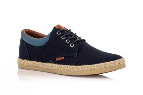 Zapatos MUSTANG  ATTITUDE BELIO Azules