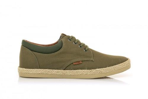 Zapatos MUSTANG  ATTITUDE BELIO Verdes