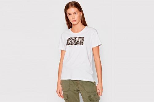 Camiseta PEPE JEANS CRISTINAS blanca