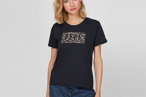 Camiseta PEPE JEANS CRISTINAS negra