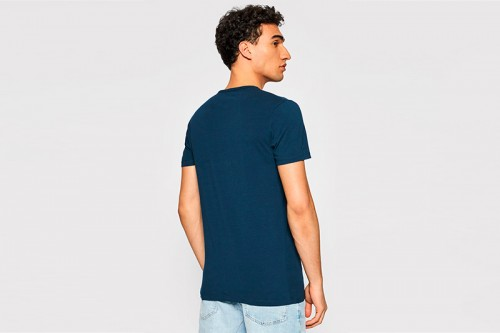 Camiseta PEPE JEANS ORIGINAL BASIC 3 azul