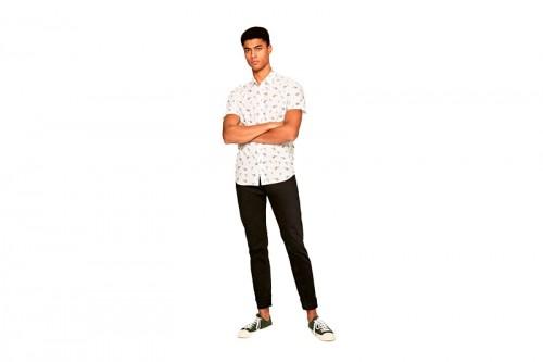 Camisa PEPE JEANS DREW blanca