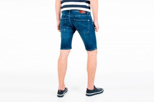 Pantalón PEPE JEANS TRACK SHORT Azules