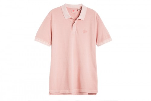 Polo LEVI´S  AUTHENTIC LOGO rosa