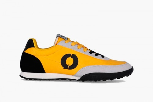 Zapatillas ECOALF RIERA Amarillas
