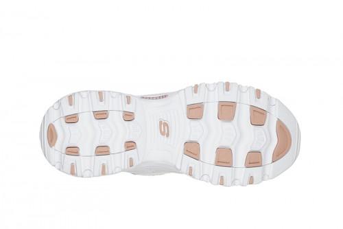Zapatillas SKECHERS  D'LITES - FRESH START Blancas
