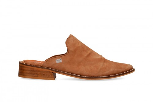 Zapatos MUSSE&CLOUD ACHILY CUERO Marrones