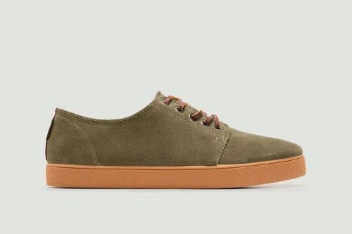 Zapatos POMPEII HIGBY KHAKI CARAMEL HYDRO Grises