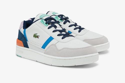 Zapatillas LACOSTE  T-Clip Blancas