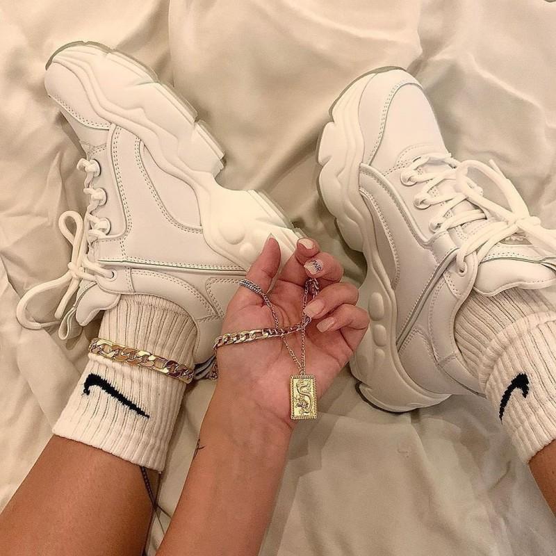 Foot On Mars